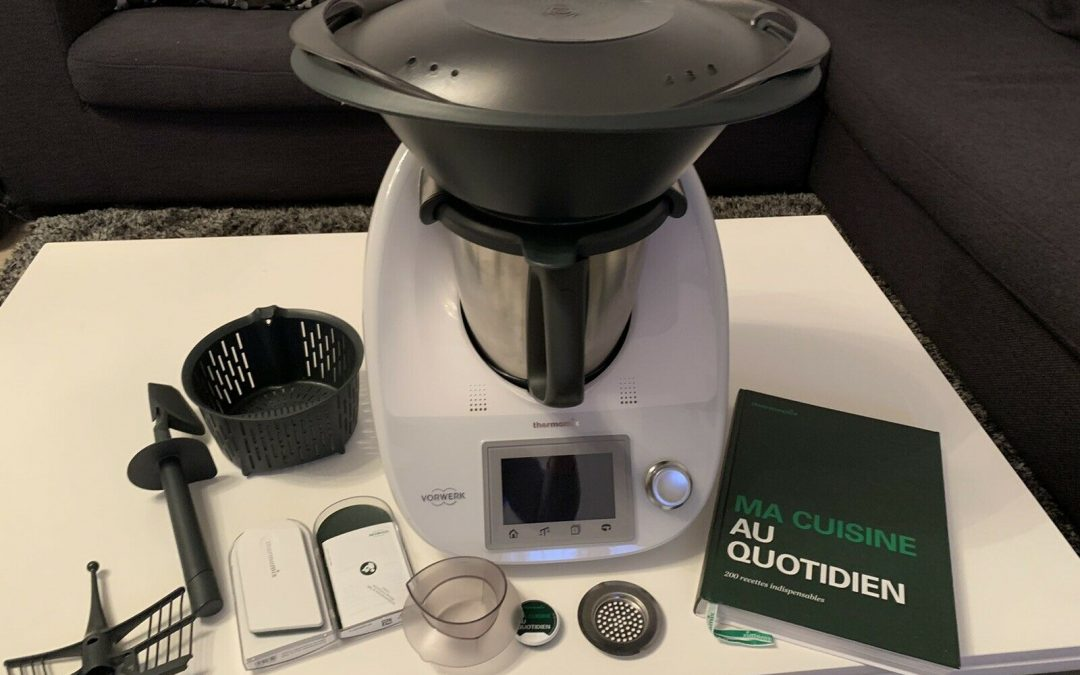 THERMOMIX TM5+ CLE COOK KEY