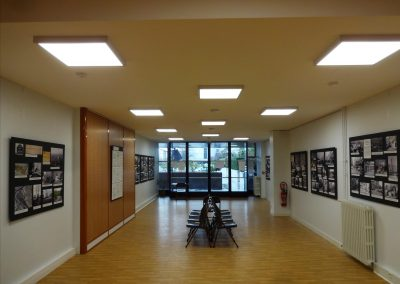 Expo salle Modigliani